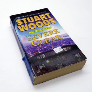 Severe Clear Paperback by Stuart Woods