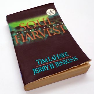 Soul Harvest Paperback by Tim F. LaHaye, Jerry B. Jenkins Left Behind Series