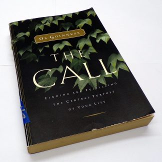 The Call Paperback by Os Guinness