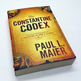 The Constantine Codex Paperback by Paul L. Maier