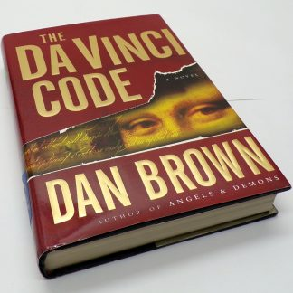 The Da Vinci Code: A Novel (Robert Langdon) Hardcover by Dan Brown