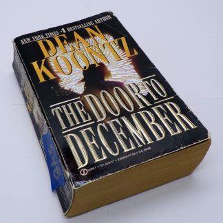 The Door to December Paperback by Dean Koontz