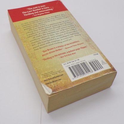 The Lost Symbol Paperback by Dan Brown