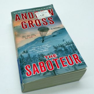 The Saboteur: A Novel Paperback by Andrew Gross