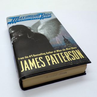 The Angel Experiment Hardcover by James Patterson