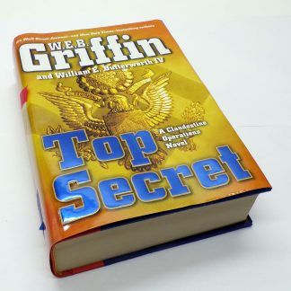 Top Secret (A Clandestine Operations Novel Book 1) Hardcover by W.E.B. Griffin, William E. Butterworth