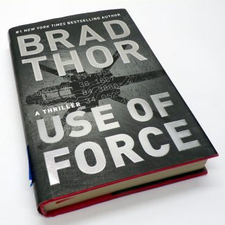 Use of Force Hardcover by Brad Thor