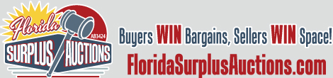 Florida Surplus Auctions Preview and Outlet